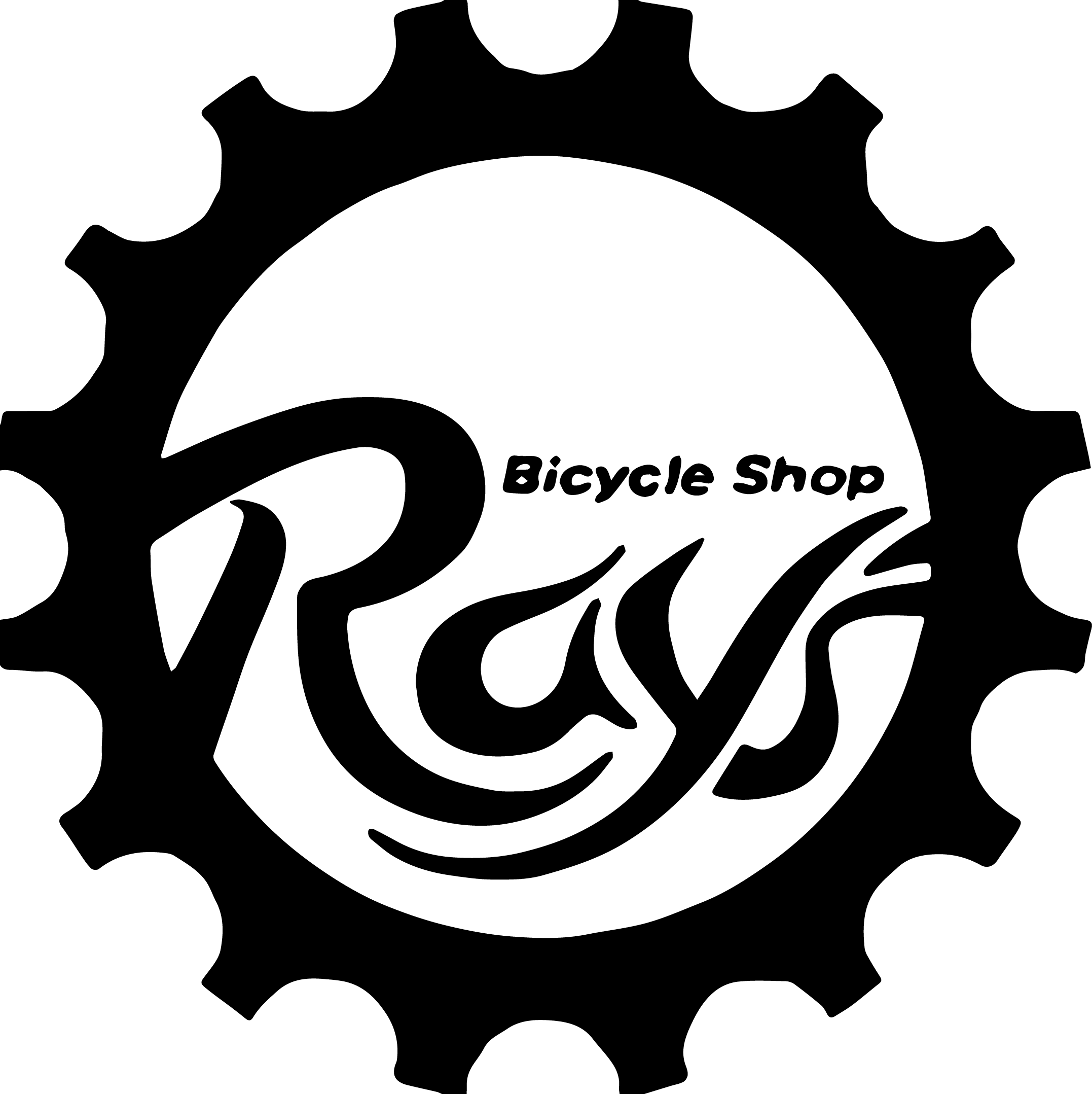Ray's Bicycle Shop Logo