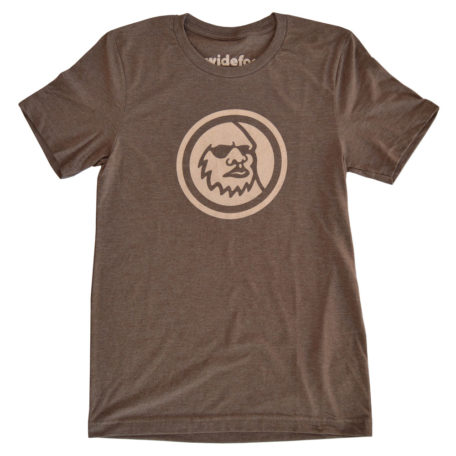 Brown Logo T-Shirt